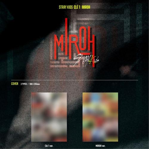 Stray Kids - Mini Album [Clé 1 : MIROH] (Nomal Edition)
