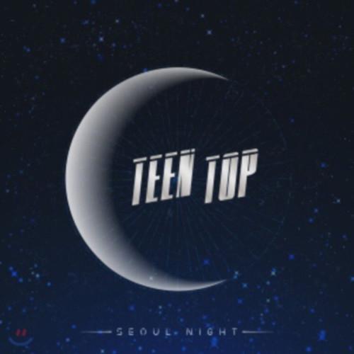 TEEN TOP - Mini Album Vol.8 [SEOUL NIGHT]
