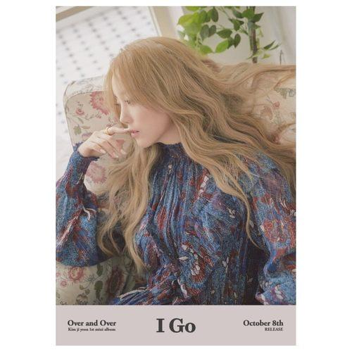 Kei - Mini Album Vol.1 [Over and Over]