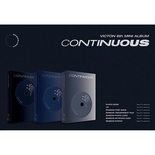 VICTON - Mini Album Vol.6 CONTINUOUS