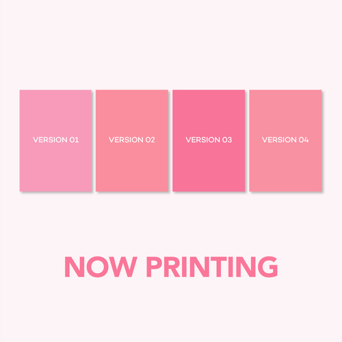 Bighit 4CD SET BTS - Album MAP OF THE SOUL  PERSONA