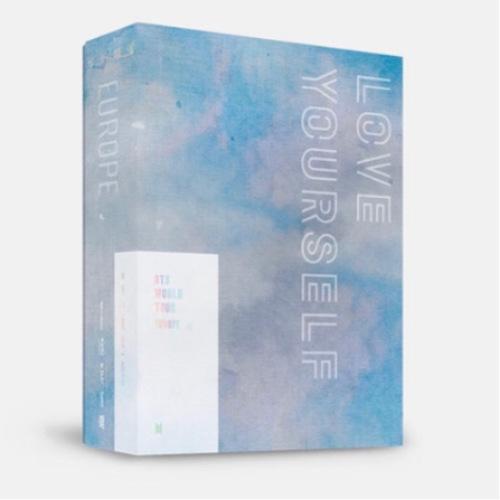 BTS - BTS WORLD TOUR 'LOVE YOURSELF' EUROPE DVD