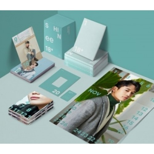 [Out of stock] SHINEE 2018 SEASON'S GREETINGS