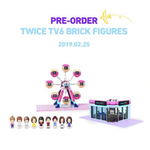 TWICE - [BRICK+FIGURE] TWICE TV6 BRICK FIGURES