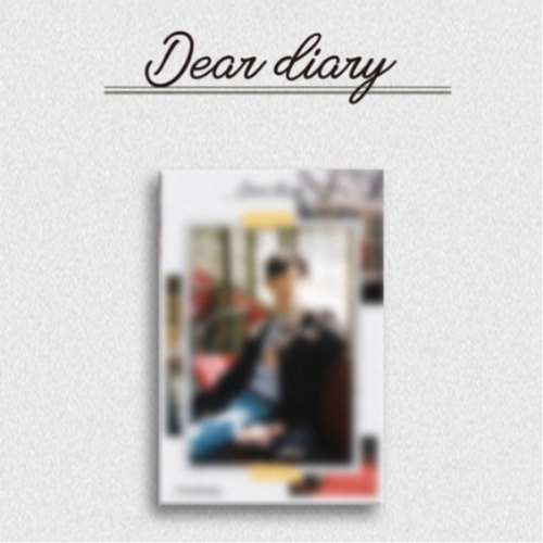Yoon Ji sung - Special Album [Dear diary] (Kihno Album)