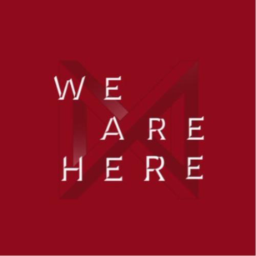 MONSTA X - Album Vol.2 TAKE.2 [WE ARE HERE]