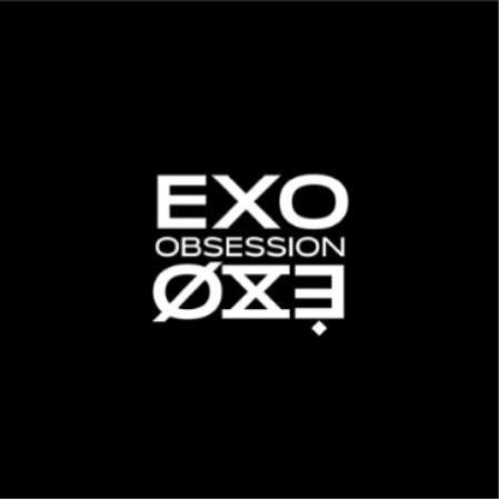 EXO - Album Vol.6 OBSESSION OBSESSION Ver.