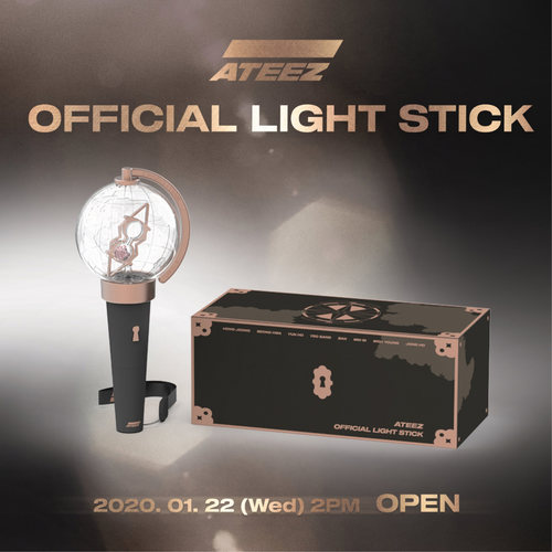 ATEEZ OFFICIAL LIGHTSTICK