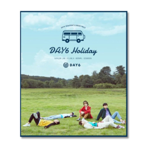 DAY6 - 2019 SEASON'S GREETING