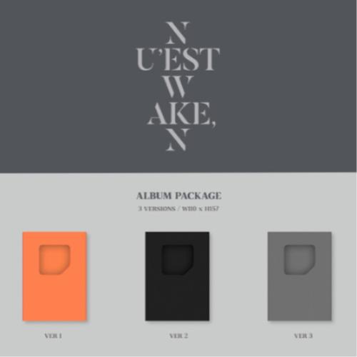 NU`EST W - Album [WAKE,N] (Kihno Album)