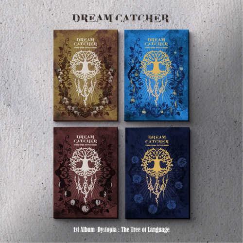 DREAMCATCHER - Album Vol.1 Dystopia  The Tree of