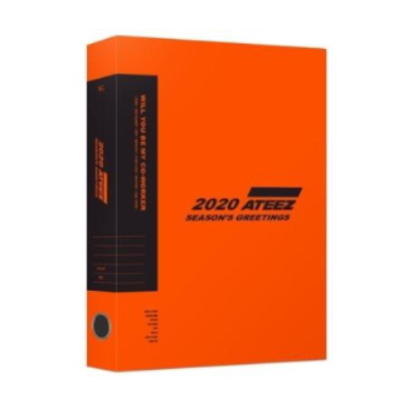 ATEEZ - 2020 SEASONS GREETINGS