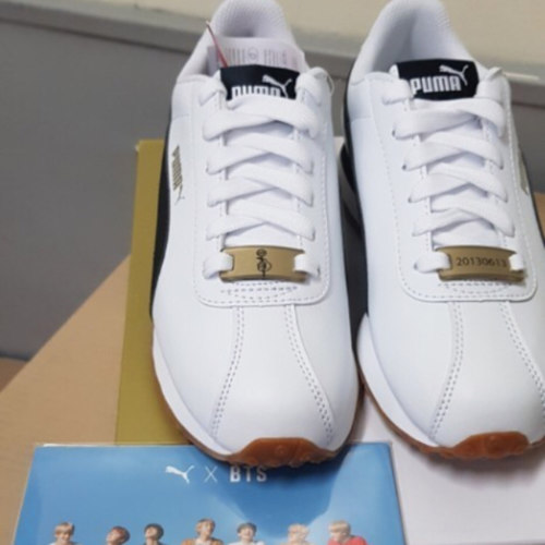 BTS PUMA TURIN SHOES