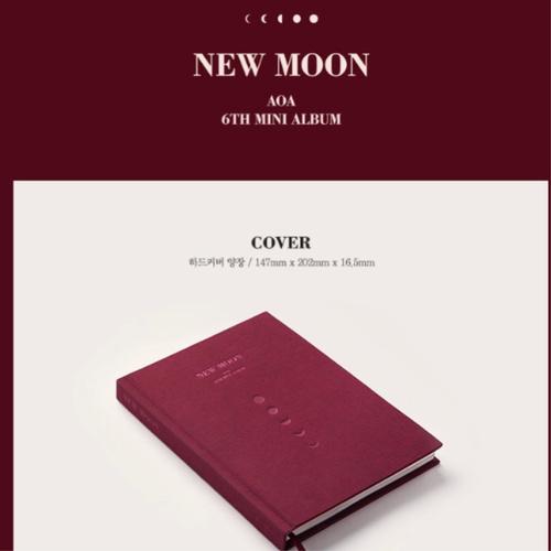 AOA - Mini Album Vol.6 NEW MOON