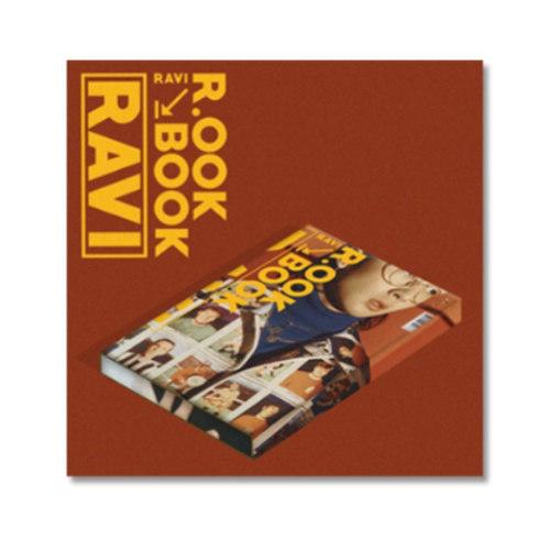 [Kihno Album] VIXX : Ravi - Mini Album Vol.2 [R.OOK BOOK]
