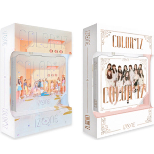 IZ*ONE - Mini Album Vol.1 [COLOR*IZ] Khino