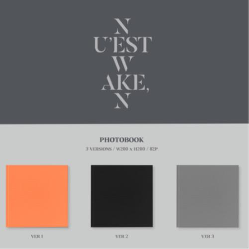 NU`EST W - Album [WAKE,N]