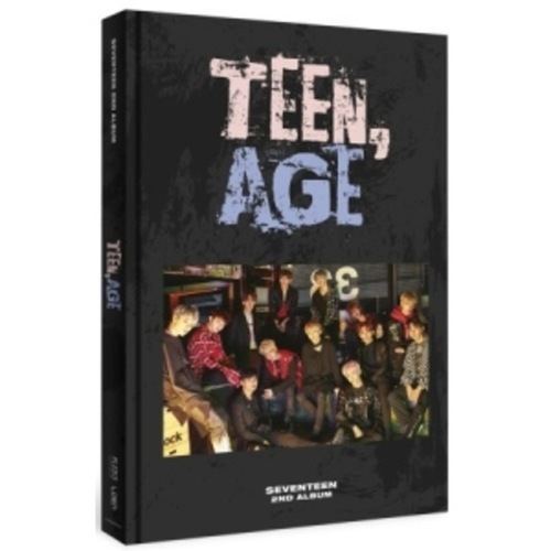 [Inc EMS] SEVENTEEN 2ND ALBUM - TEEN,AGE