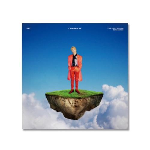 SHINEE : KEY - Repackage Album Vol.1 [I Wanna Be]