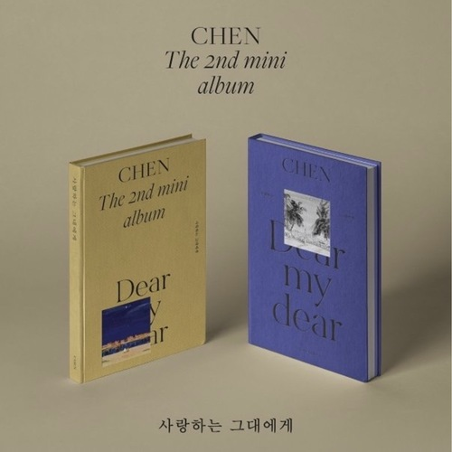 EXO CHEN - Mini Album Vol.2 [Dear my dear]