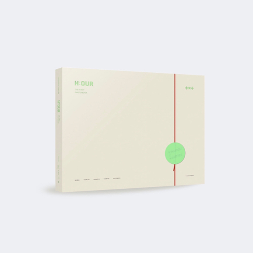 TXTTOMORROW X TOGETHER - The First Photobook HO