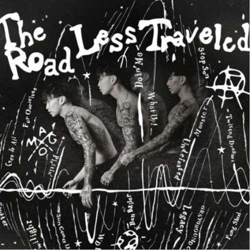 Park Jae Bum (Jay Park) - Album [The Road Less Traveled]