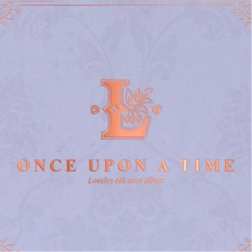 Lovelyz - Mini Album Vol.6 [ONCE UPON A TIME] (Normal Edition)