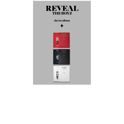 THE BOYZ - Album Vol.1 REVEAL