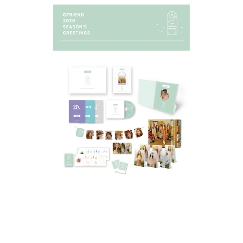 GFRIEND - 2020 SEASONS GREETINGS