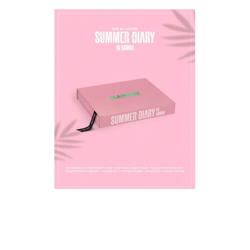 BLACKPINK - 2019 BLACKPINK'S SUMMER DIARY [IN HAWAII]