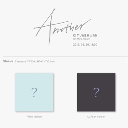 Kim Jae Hwan - Mini Album Vol.1 [Another]