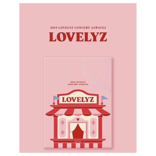 Lovelyz - 2019 LOVELYZ CONCERT ALWAYZ 2 BLU-RAY