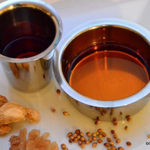 Dry Ginger Coffee - Build immunity and improve Digestion
