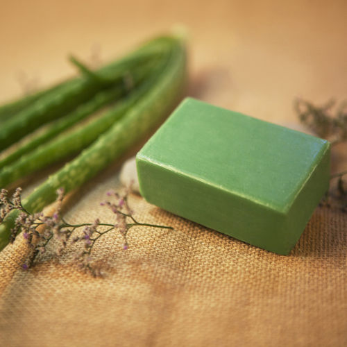 Neem, Aloe vera & coconut Oil soap - 4 Nos * 75 gms