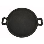Cast Iron Preseasoned Dosa Tawa Pan 100% Pure