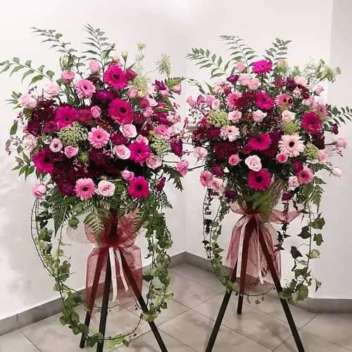 Flower Stand Congratulatory