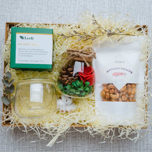 Christmas Eco-Hamper (Regular)
