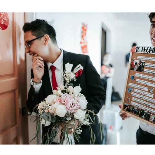 Package  Wedding florals  Adoration