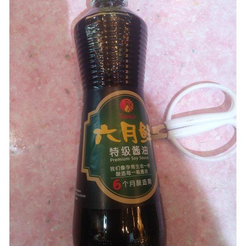 六月鲜特级醬油