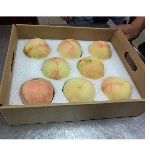 奉化水蜜桃預訂,一盒8個,每個300g以上  正貨識別:認可菓園編號,經正規檢疫直運香港.