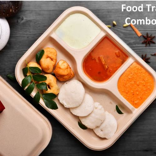 FOOD TRAY 4CP - Combo Tiffin