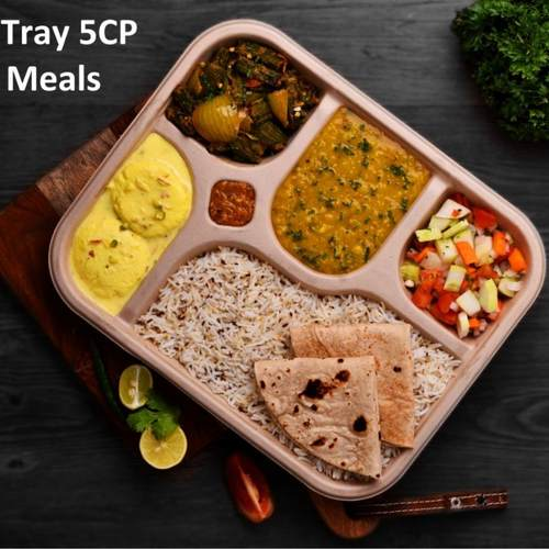 LUNCH TRAY 5CP - Mini Meals