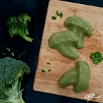 Pureed Broccoli - 6pc