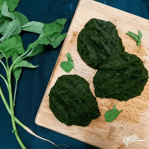 Pured Spinach - 6 pcs