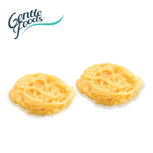 Frozen Puréed Moulded  Noodles - 2pcs