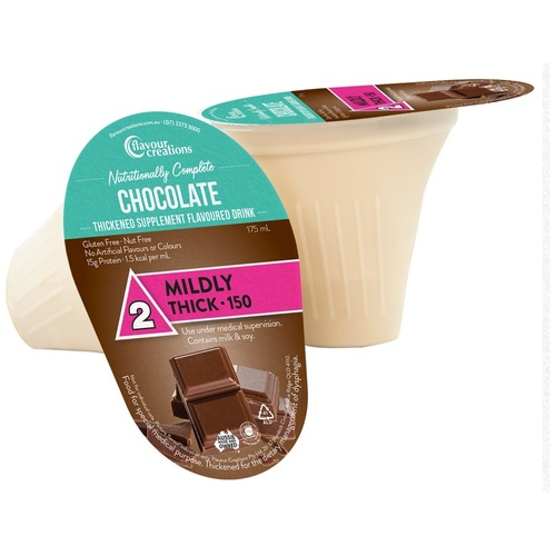 Nutritionally Complete Chocolate Level 2 Mildly Thick 150