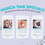 Munch Time Specials