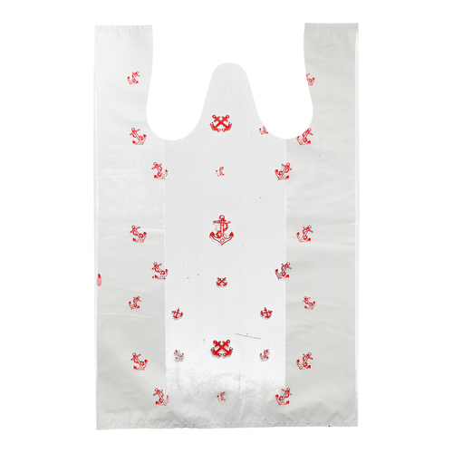 Anchor Bag White   丁票