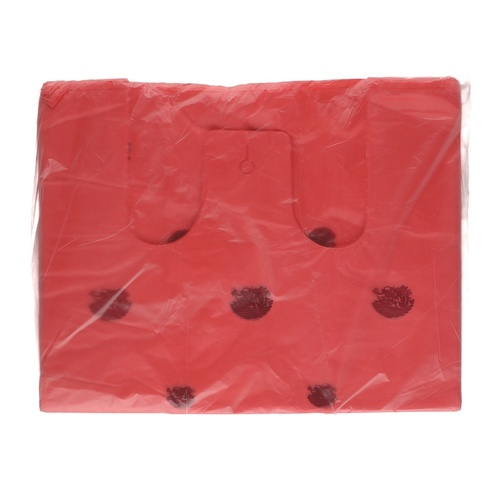 M Bag RED   中花红