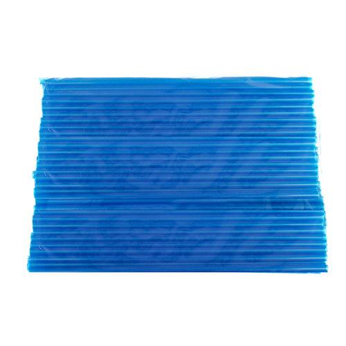 9 Blue Straw 蓝吸管